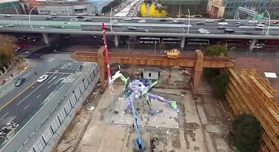 أكبر تمثال Evangelion في العالم يحصل على الرقم القياسي لغينيس في Shanghai 11-550x300